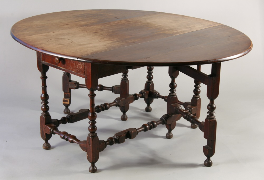 Antique Eg Table