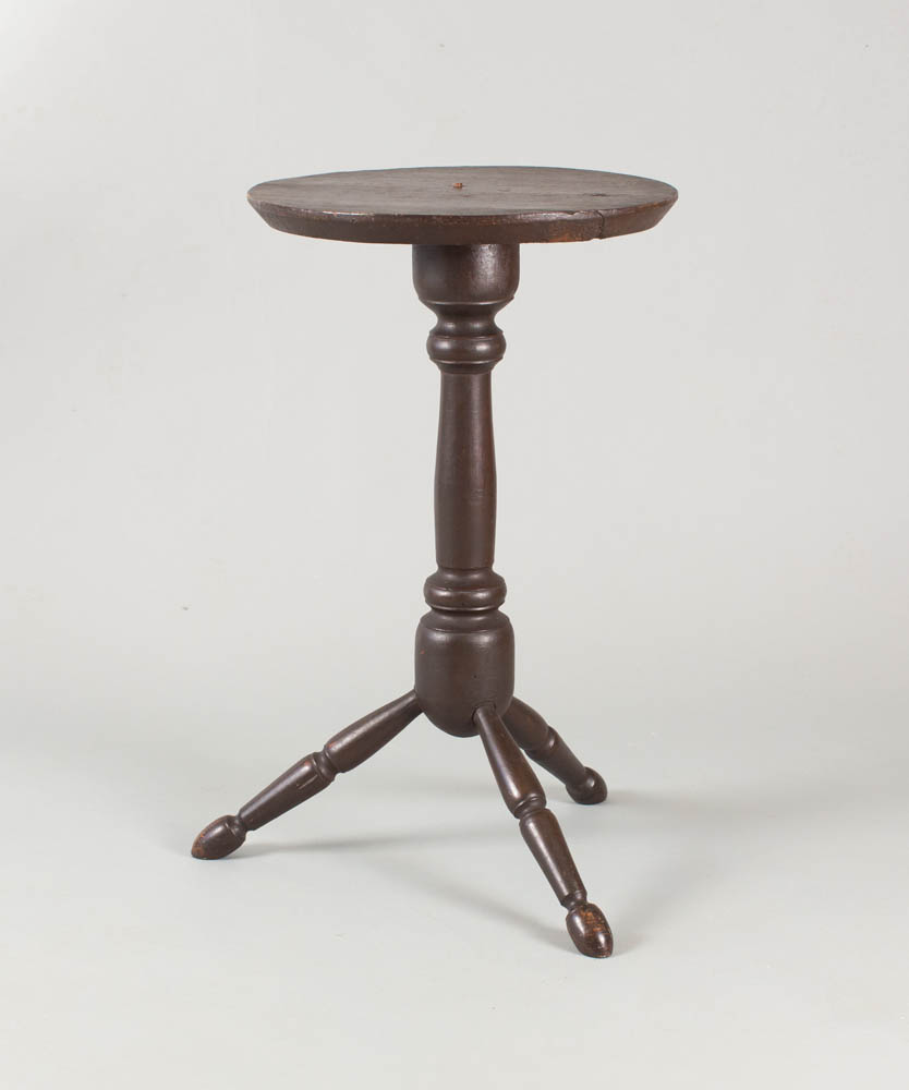 A very bold and gutsy 'windsor' candlestand